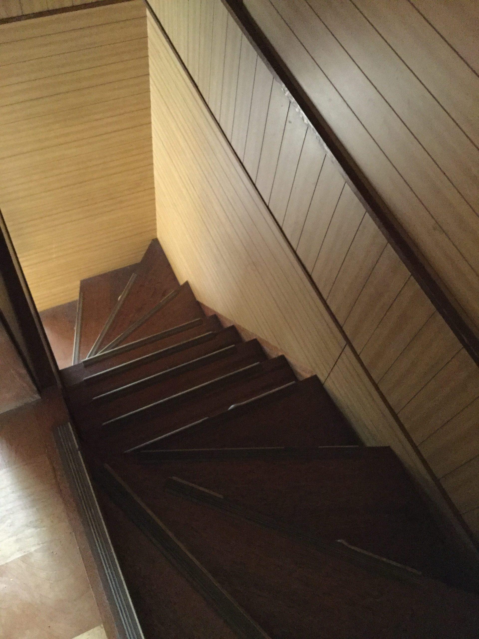 階段 before
